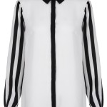 Blouse, £69, Pied A Tierre