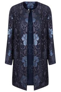 Coat, £135, Topshop