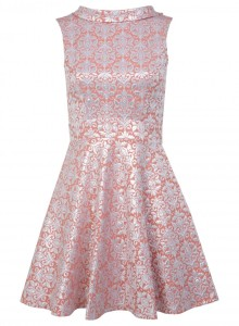 Dress, £45 Miss Selfridge