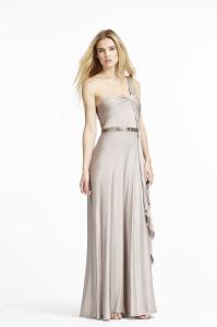 Dress, £180 by Debut
