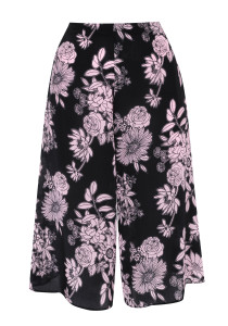 Floral culottes, £34, Miss Selfridge