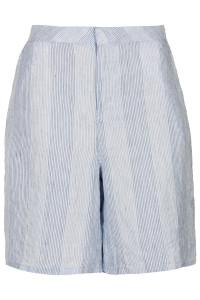 Linen culottes, 310, Topshop