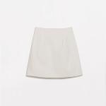 Miniskirt, £35.99, Zara