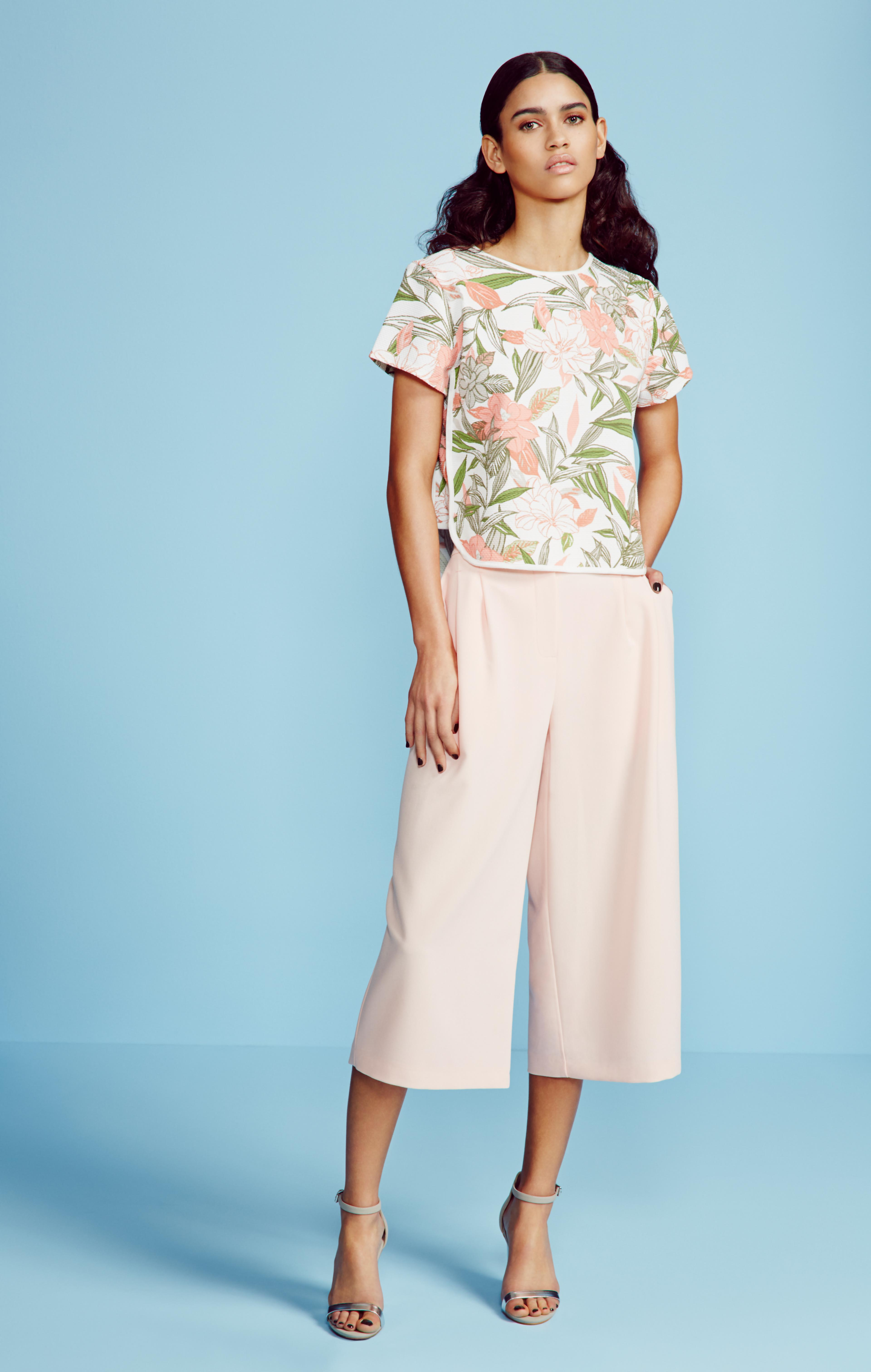 Culottes Comeback A Short Cut To Style Styletto Mag