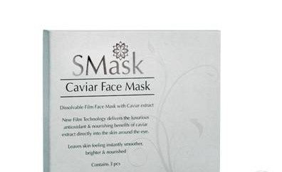 Caviar Mask, £24.95 for three