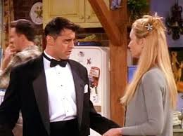 The one about good deeds: Phoebe tries to convince Joey people aren't selfish.