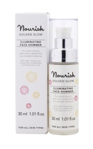 Nourish Illuminating Face Shimmer, £16