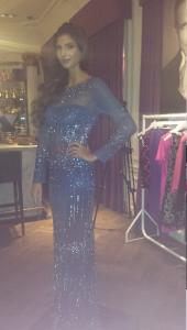 Dress, £150 Debut