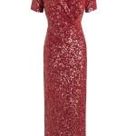 Dress, £225, Jenny Packham