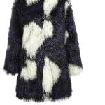 Fur coat, £159, M&S