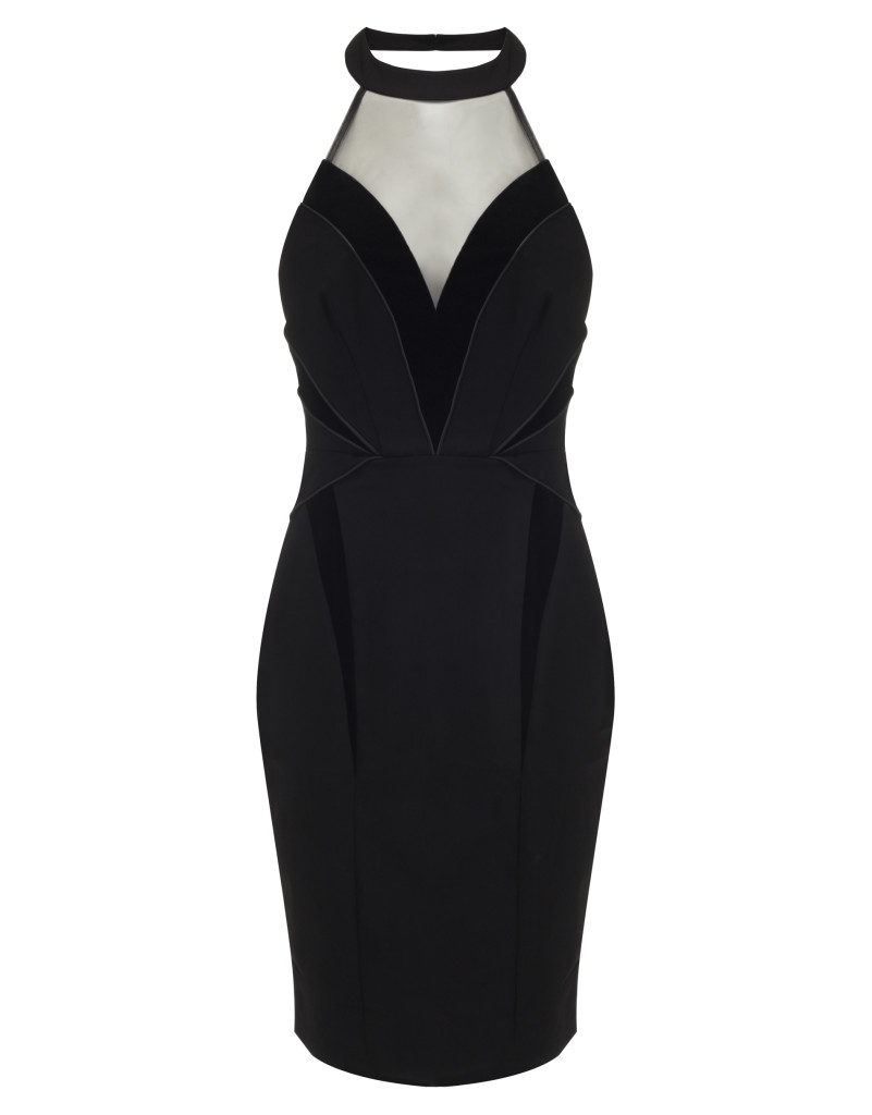 Dress, £70, Lipsy