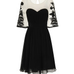 Fit and flare dress, £58, Vestry