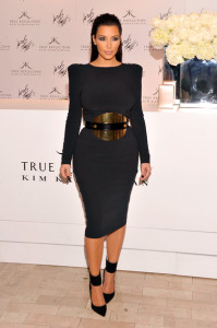 Kim Kardashian is a huge fan of the fail-safe LBD.