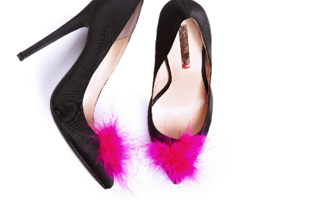 Kandee Shoes, £67.50
