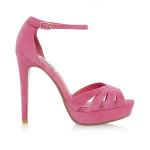 Pink heels, £89, Dune