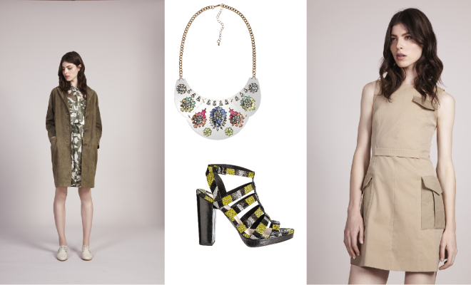 Safari inspired looks from Debenhams.