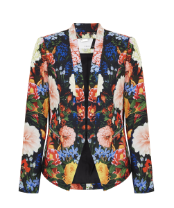 Floral jacket, Principles