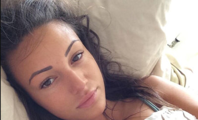 Michelle Keegan is a big fan of Resultime fluid.