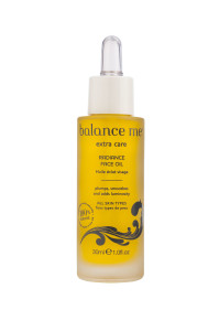 Radiance face oil, £30