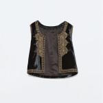 Waistcoat, £59.99 Zara