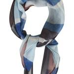 Striped neckerchief, £25, Topshop