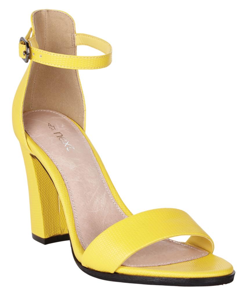 Sandals, £30, Next