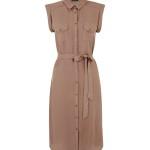 Shirt dress, £24.99, New Look