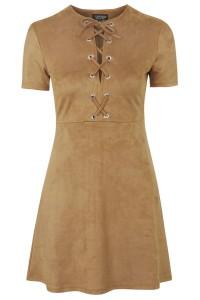 Skater dress, £40, Topshop