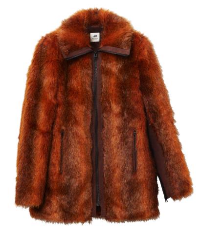 Coat, £149, H&M Studio