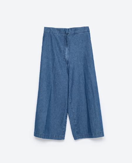 Culottes, £19.99, Zara