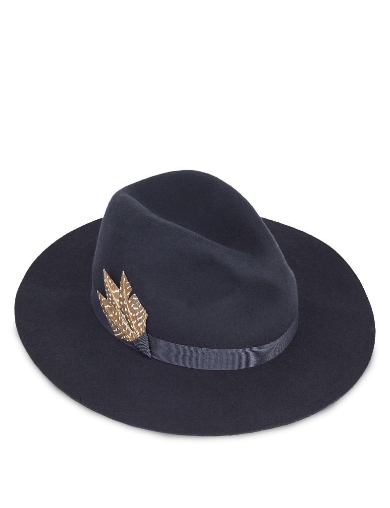 Fedora hat, £25, M&S