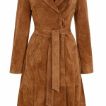 Coat, £150, Miss Selfridge