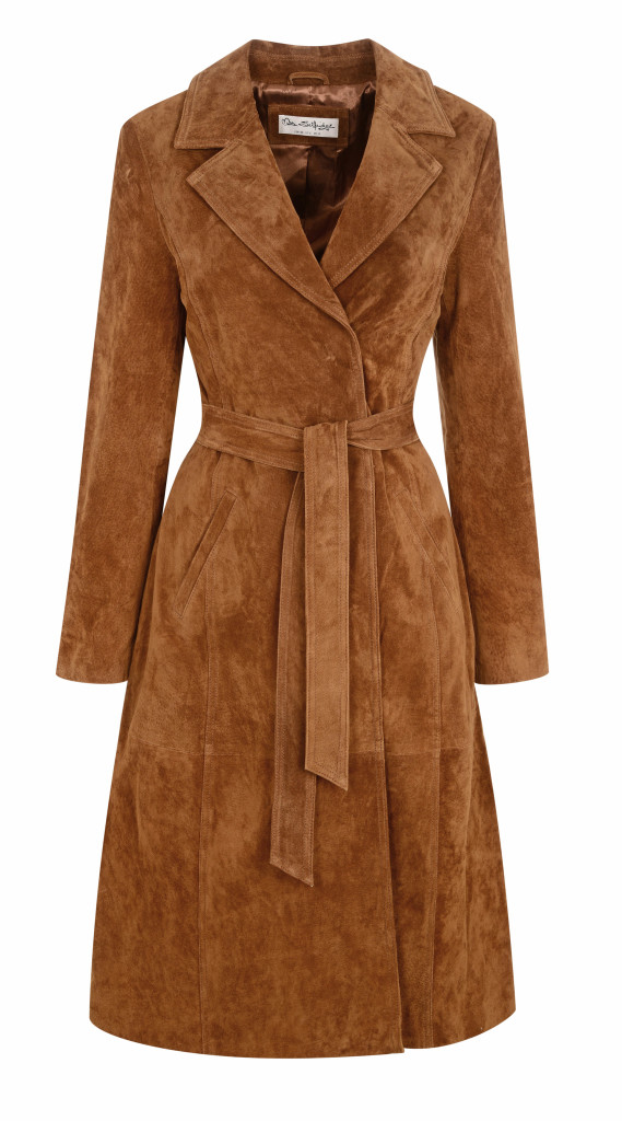 Coat, £150, Miss Selfridge