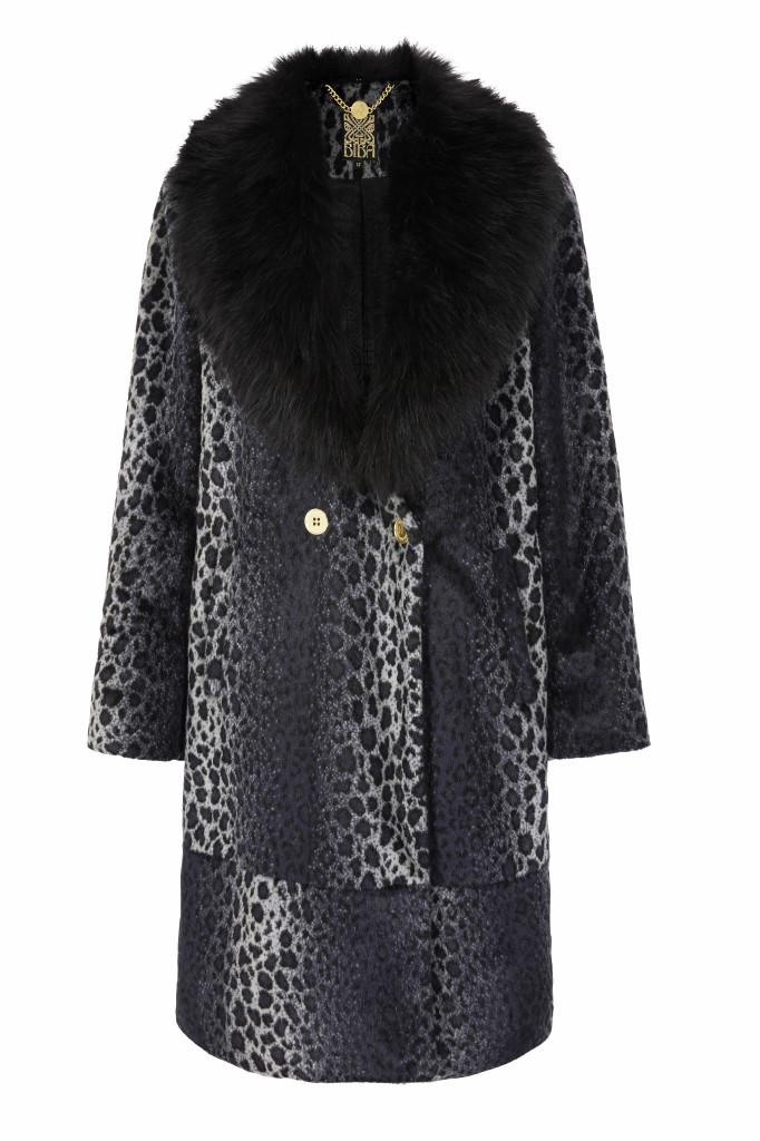 Coat, £199, Biba