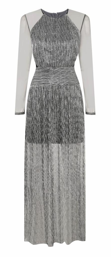 Dress, £59, Miss Selfridge