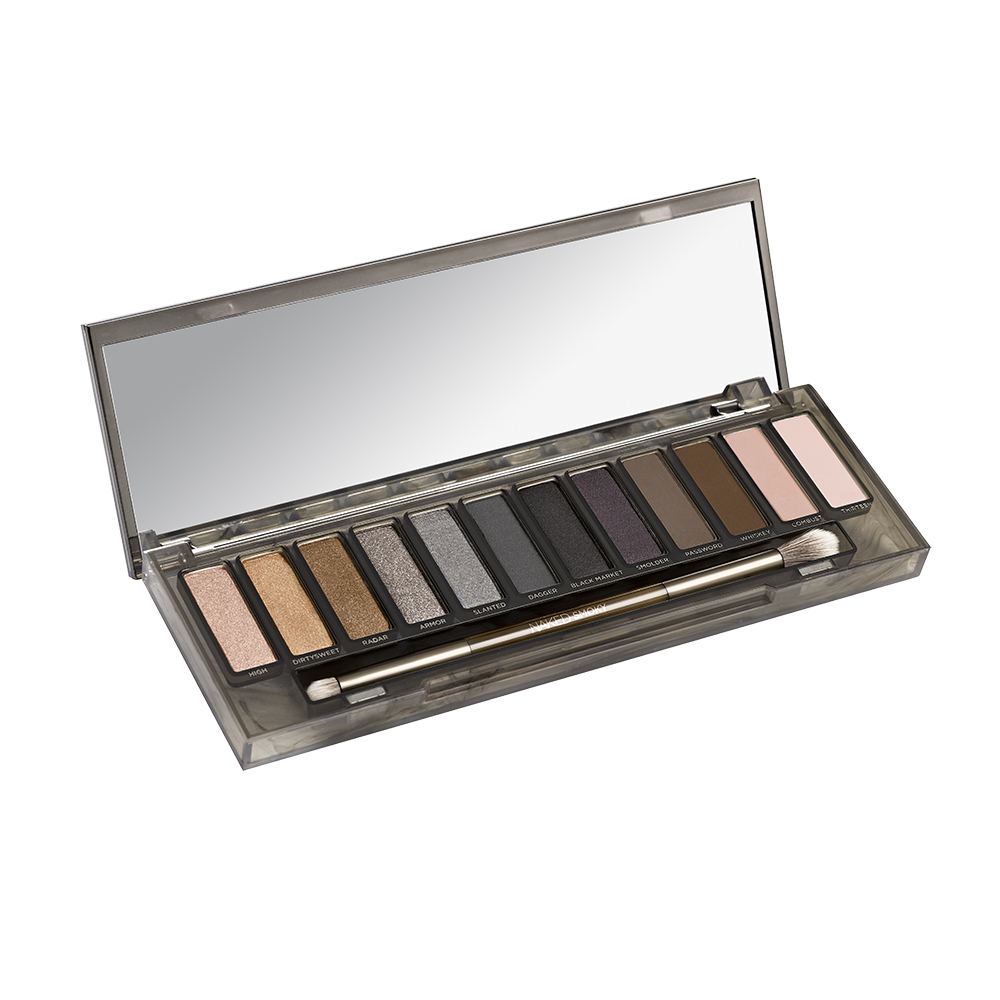 Naked Smoky palette by Urban Decay, £38
