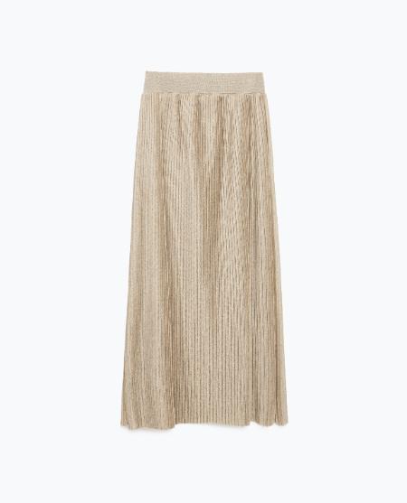 Skirt, £34.99, Zara