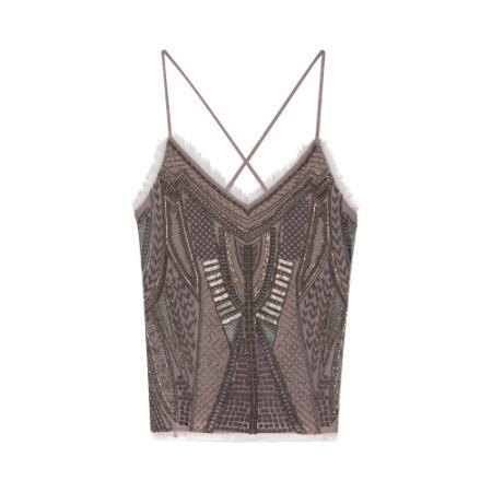 Top, £49.99 Zara